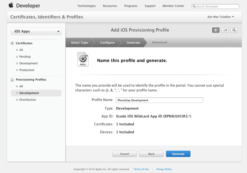 provisioning_name